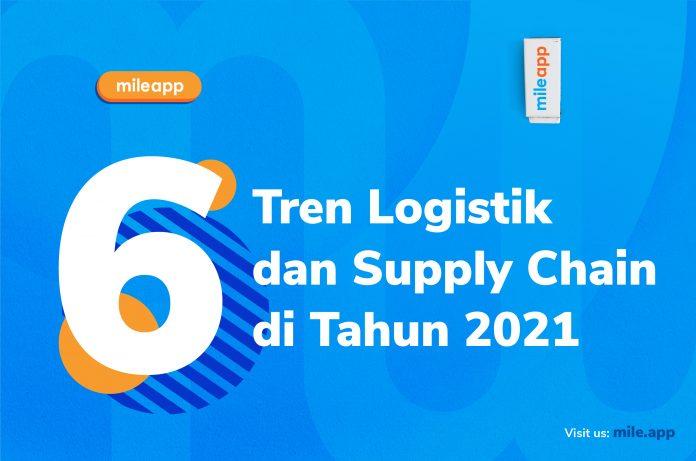 Tren logistik dan supply chain 2021