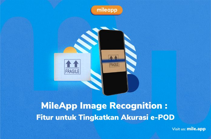 mileapp image recognition