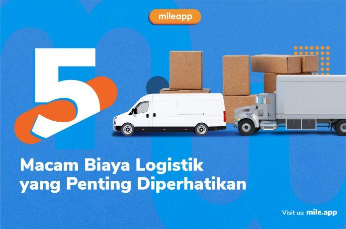 biaya logistik