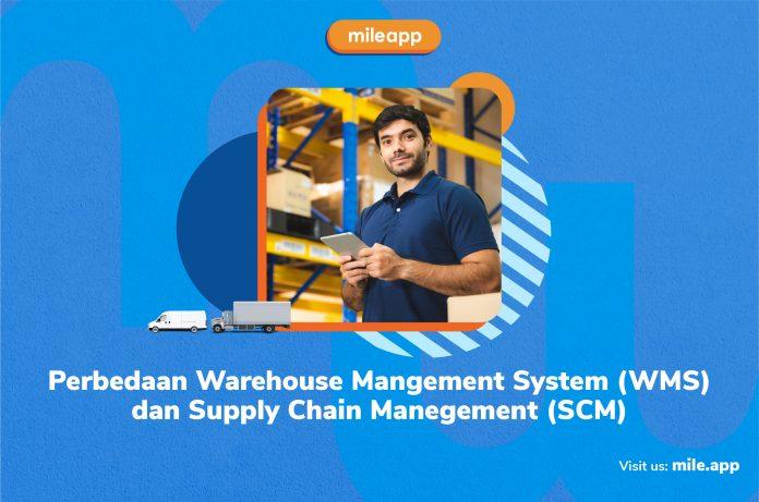 Perbedaan Warehouse Management System dan Warehouse Management System