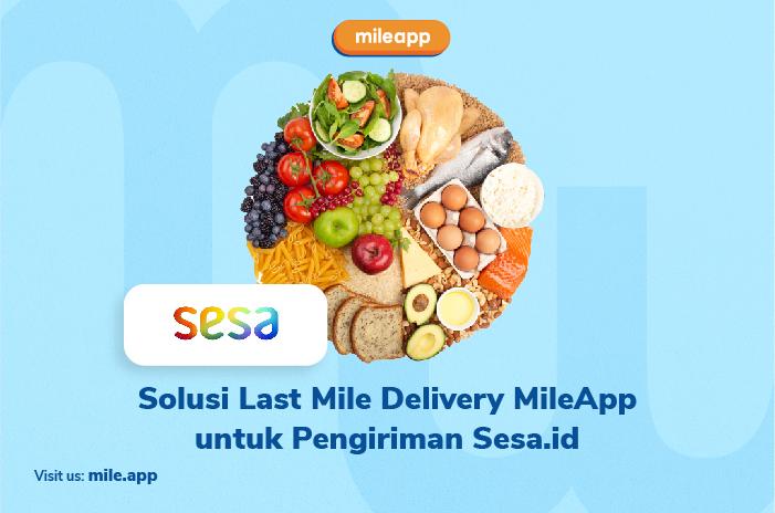 last mile delivery mileapp