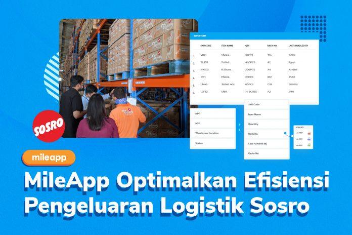 pengeluaran logistik