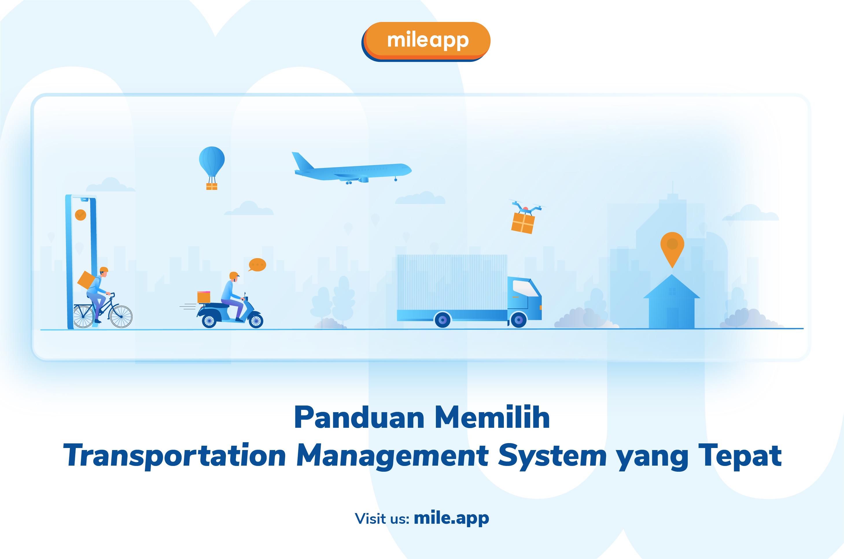 Panduan Transportation Management System